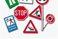 Skinuo prometni znak