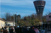 Poziv na noćno hodočašće u Vukovar