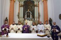 Slavlje podjele službe akolita u Suhopolju