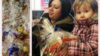 HDSSB: Podjela slatkih paketa povodom blagdana sv.Nikole