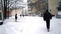 Skrb o beskućnicima za vrijeme ekstremnih zimskih uvjeta