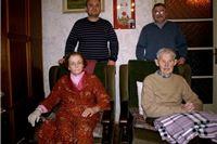 Obrtničko izaslanstvo obišlo umirovljenika Augustina Svobodu, jednog od najstarijih obrtnika