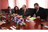 Delegacija Veleposlanstva Kraljevine Belgije u posjetu Virovitičko-podravskoj županiji