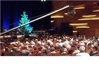 Božićni koncert u Pečuhu