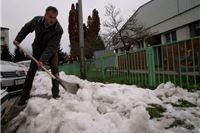 Gradski vijećnik Siniša Prpić učinio ono što nisu komunalne službe