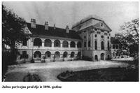 Dvorci, crkve i kurije VPŽ ~ Dvorac Pejačević