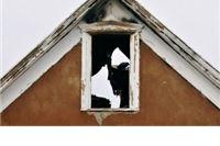 U požaru izgorjelo krovište kuće