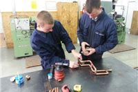 Instalateri grijanja i klimatizacije Stjepan i Luka idu na državno natjecanje