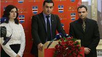 Predstavljen Igor Češek, kandidat HDSSB-a za gradonačelnika Slatine