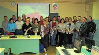 Završen tečaj informatike za hrvatske branitelje članove UDVDR-a
