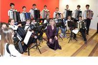 Koncert harmonikaškog odjela Glazbene škole Jan Vlašimsky