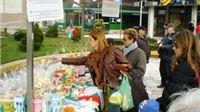 Udruga distrofičara Virovitice i Društvo multiple skleroze županije izložili svoje radove