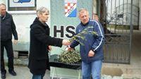 HSP maslinovim grančicama obilježio početak Velikog tjedna