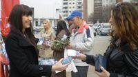 Forum mladih virovitičkog SDP-a podijelio sto litara pitke vode