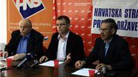 SDP, HNS i HSPD zajednički za Županijsku skupštinu i župana Tomislava Žagara
