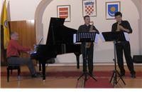 U Hrvatskom domu u Slatini svirao  ''Trio GIG''