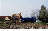 Sanacija divljeg odlagališta otpada u Bakiću
