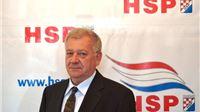 Hlavati: HSP je dokazao domoljublje i poštenje u vlasti