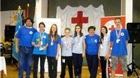 Slatinski Crveni križ 2. u Hrvatskoj