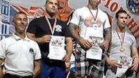 """Europsko prvenstvo u powerliftingu i benchpressu: Tri srebra """"Spartakovcima"""""""