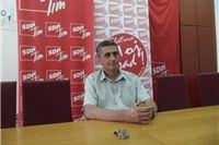 Perić: Grad će i dalje propadati ako građani izaberu Roštaša, glavnog krivca za katastofalno stanje