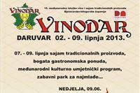 Gazde, Gustafi i Opća opasnost na ovogodišnjem Vinodaru