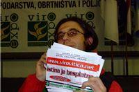 Uzalud tvam trud svirači - Virovitica.net je neprikosnovena činjenica društvenog života u gradu