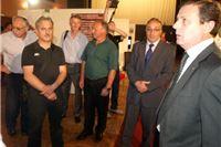 Predsjednik HOK-a Dragutin Ranogajec otvorio 5. izložbu proizvoda i usluga Pitomača 2013