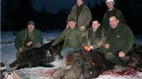 Počasni građanin Markač, Ivica Kirin i Božićni lov