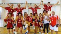 Sportske igre mladih: Pitomačanke zlatne u Splitu