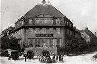Ljubo R. Weiss:  Julius Meinl, kava i bečke  kavane