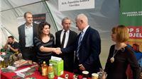 Na sajmu u Kikindi predstavili se gospodarstvenici Virovitičko-podravske županije