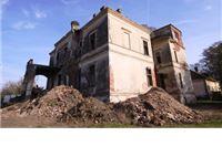 Obnova dvorca (kurije) Janković u Kapela Dvoru
