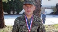 Darko Dolovski  - najspremniji vojnik oružanih snaga RH