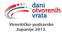 Dani otvorenih vrata Virovitičko-podravske županije