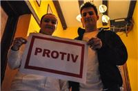 Mladi Virovitičani i Slatinčani fotografiranjem poručili da su PROTIV