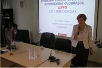 Seminar: Primjena obrasca JOPPD
