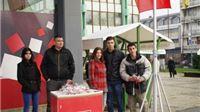 Forum mladih SDP-a Slatine darivao sugrađane