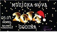 U nedjelju u Hotelu Šulentić  muzička nova godina