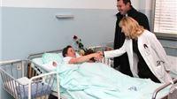 Klara i Dominik prve ovogodišnje bebe rođene u virovitičkoj bolnici
