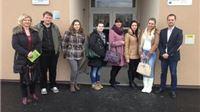 Studenti Visoke škole Virovitica u posjetu Poduzetničkom inkubatoru