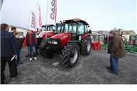 Na vanjskom prostoru Viroexpa traktori, automobili i poljoprivredna mehanizacija