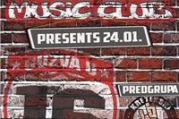 U petak U Music clubu koncert grupe Gužva u 16-ercu