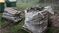 Besplatan odvoz i zbrinjavanje građevinskog otpada koji sadržava azbest