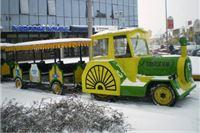 Turistički vlakić do sajma i nazad vozi prema voznom redu