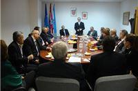 Susret predstavnika komora u HGK- Županijskoj komori Viroviitca