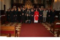 Svečani obred uspostave Policijske kapelanije