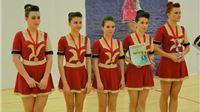 Virovitičke mažoretkinje s novim medaljama oko vrata