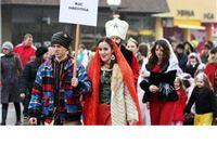 Princ karnevala lovac Luka, poziva na karnevalsku povorku