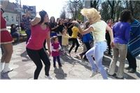 I Virovitičani plesali Happy